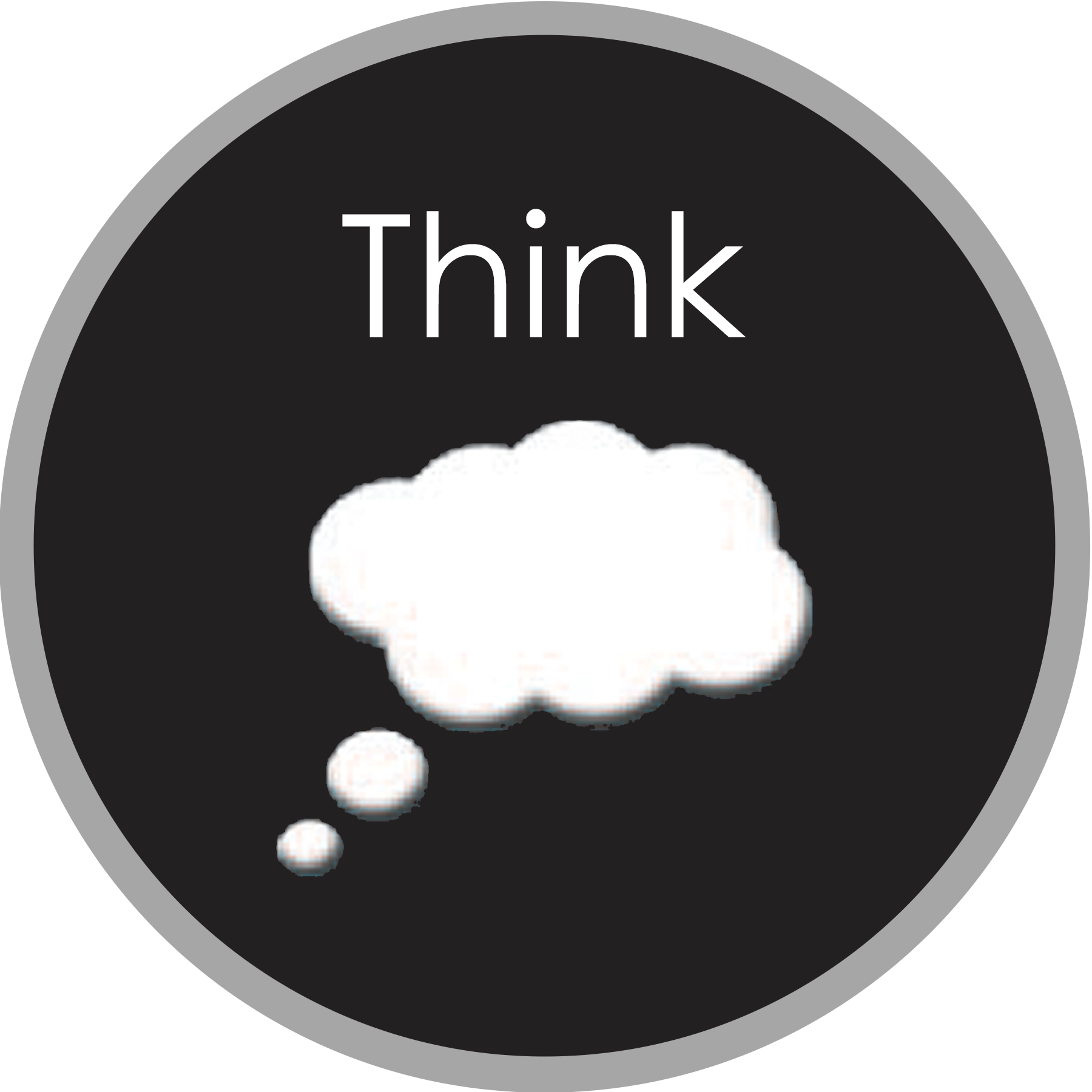 Think! It's Easy!