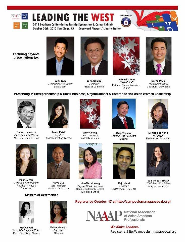 NAAAP Tri Cali Symposium