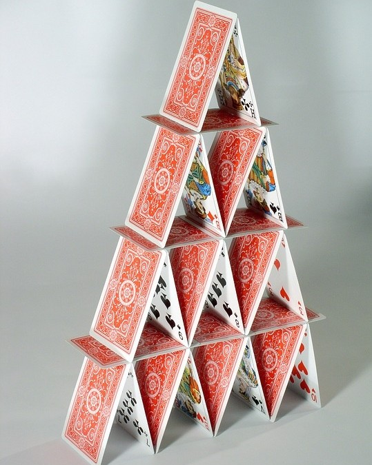 Are You Playing with a House of Cards?